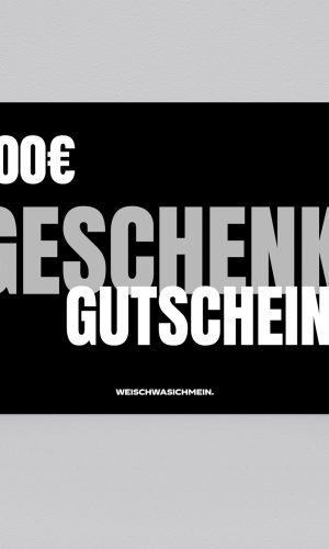 GESCHENK-GUTSCHEIN 100