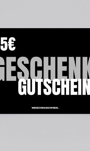 GESCHENK-GUTSCHEIN 75